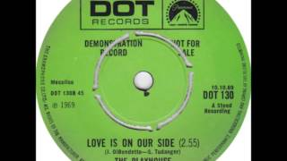 The Playhouse - Love Is On Our Side (1969)