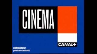 Canal Plus Bleu (France) - 2002 - jingle cinéma v2