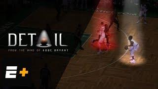Kobe Bryant analyzes film of Jaylen Brown vs. the Cavaliers | 'Detail' Excerpt | ESPN