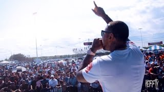 "Chinx - ""Summer Slam 2014"" Englishtown (Behind the Scenes)"