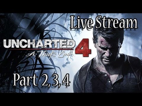 Live stream uncharted 4 a thief's end