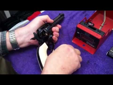Video: Colt Peacemaker CO2 revolver loading   Pyramyd Air