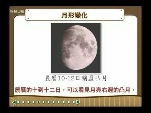 國小_自然_月形變化【翰林出版_四上_第一單元 月亮】 - YouTube