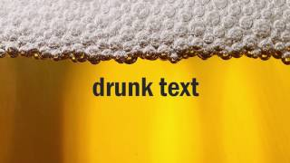 Drunk Text by Pancho Maniquis, Performed by RodMarmol
