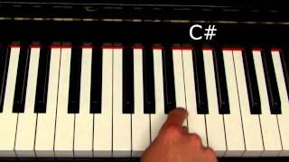 "How to play ""I'm Yours"" on piano"