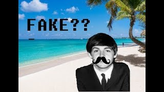 WAS PAUL MCCARTNEY REPLACED??? [PROOF]