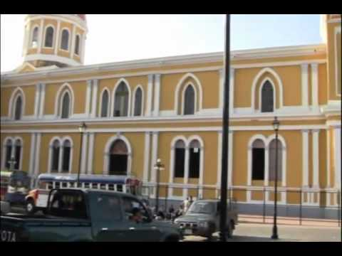 The Beautiful Spanish Colonial City of Granada –  Nicaragua