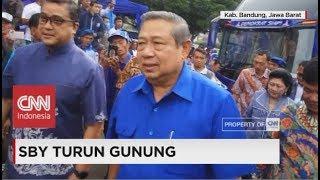 SBY Turun Gunung di Pilkada Jabar