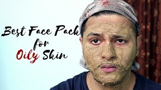 Multani Mitti Face Pack for Oily Skin   Multani Mitti Face Pack to Stay Away from Acne/Pimples width=