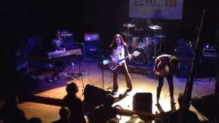 Quartet of Woah - ( BalconyTv Sessions Santiago Alquimista Lisboa 2014)