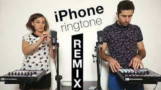 KIZ - iPhone ringtone Remix with Maschine