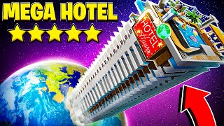ROBLOX MEGA HOTEL TYCOON...