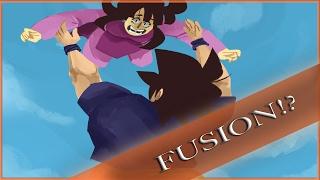 """Goku and Chichi FUSE!?"" — Dragon Ball Z Comic Dub Drama"