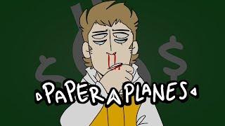 paper planes // oc meme [ filler ]