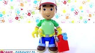 Let's Get To Work Handy Manny Figure / Figurka Maniek Złota Rączka - Fisher Price - T8129 - Recenzja