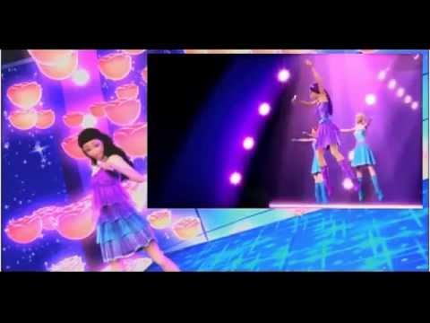 Barbie Princess And The Popstar - Here i Am Tori Version