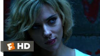 Lucy (1/10) Movie CLIP - Lucy Escapes (2014) HD width=
