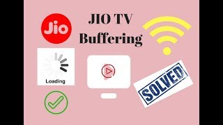 [Fixed] JIO TV app buffering, not playing on Wi-Fi
