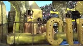 Corações Unidos do Ciep é oitava escola mirim a desfilar na terça de carnaval