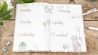 DIY : How to make your own bullet journal by Søstrene Grene
