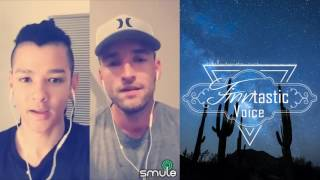 Ed Sheeran - Thinking Out Loud (Smule Cover)