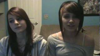 Take me on the floor - The Veronicas (cover hanna and nataly)