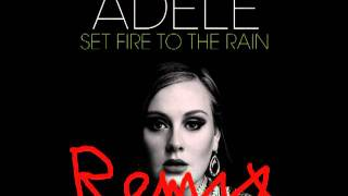 Adele Set Fire To The Rain Thomas Gold Edited From David Guetta Mix