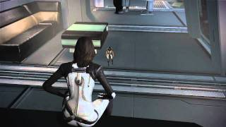 Mass Effect Mini Shepard Romance