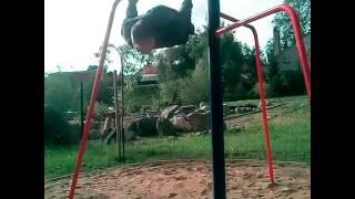 Dynamic bar workout