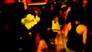 Bailando Rock'N Roll en el concierto de Rockadura