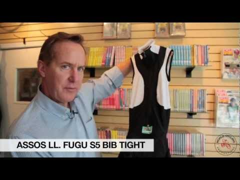 Assos LL Fugu s5 Tights - Product Reviews World Cycling Productions