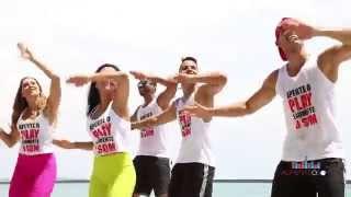 Ivete Sangalo - Pra Frente - Coreografia