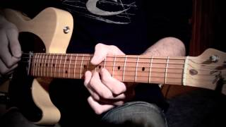 Lynyrd Skynyrd - Simple Man - Cover Guitar Instrumental