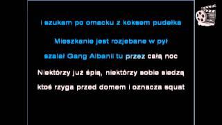 Muzyka #5 Gang Albanii - Wyprawa do kasyna [Podkład] [Karaoke] [Lyrics]