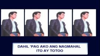 Richard Reynoso Kahit Sino with lyrics