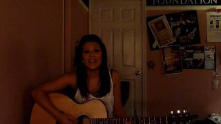 Every rose has its thorn by miley cyrus-poison cover