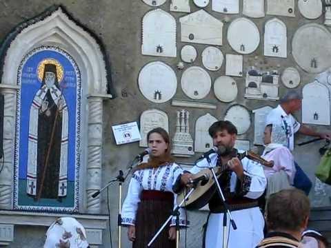 Василий Жданкин на концерте в Бахчисарае, 2011.Ч.11