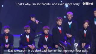 Seventeen - Laughter (LIVE with Eng/Dutch subs)