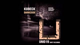 Kubeck - Movement (Original mix) [UNITY RECORDS]