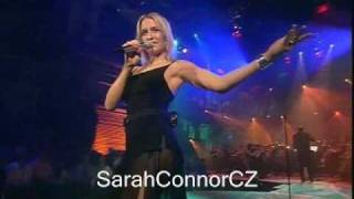 Sarah Connor- That's the Way I am (live)