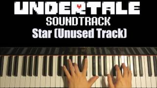 Undertale OST - Star (Unused Track) (Piano Cover)