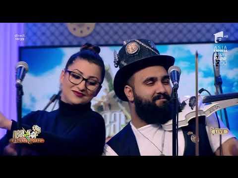 Damian Drăghici, Cristina Stroe și Silviu Pașca - Chef de chef LIVE