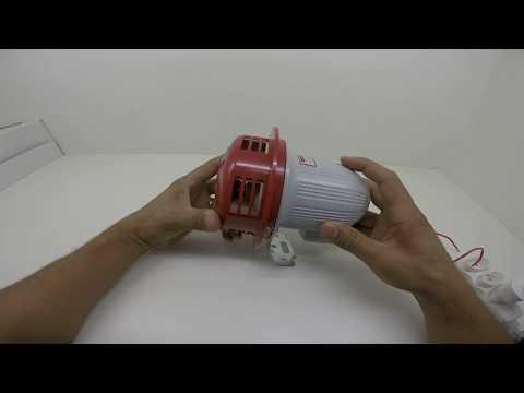 Sirene Eletromecânica MCL 180 - 110V