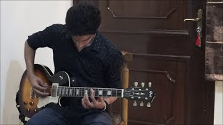 Hotel California (Acoustic Live Version) Intro Solo Cover - By Vipul Dhawan