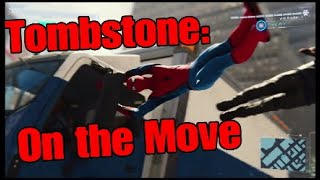 Spider-man | Tombstone On the Move: Find the truck walkthrough