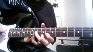 Stevie ray vaughan blues at sunrise lick