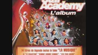 gimme gimme gimme Star Academy cover ABBA 2001