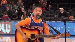 Kidz Bop Talent Search 2013 Winner