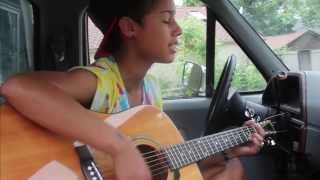 Myah Evans | Chance The Rapper | Cocoa Butter Kisses (cover)