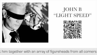 """John B feat. Shaz Sparks """"Red Sky (Acoustic Intro Version)"""" [LIGHT SPEED ALBUM CLIPS]"""